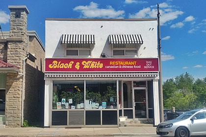 Black & White Restaurant & Soda Bar