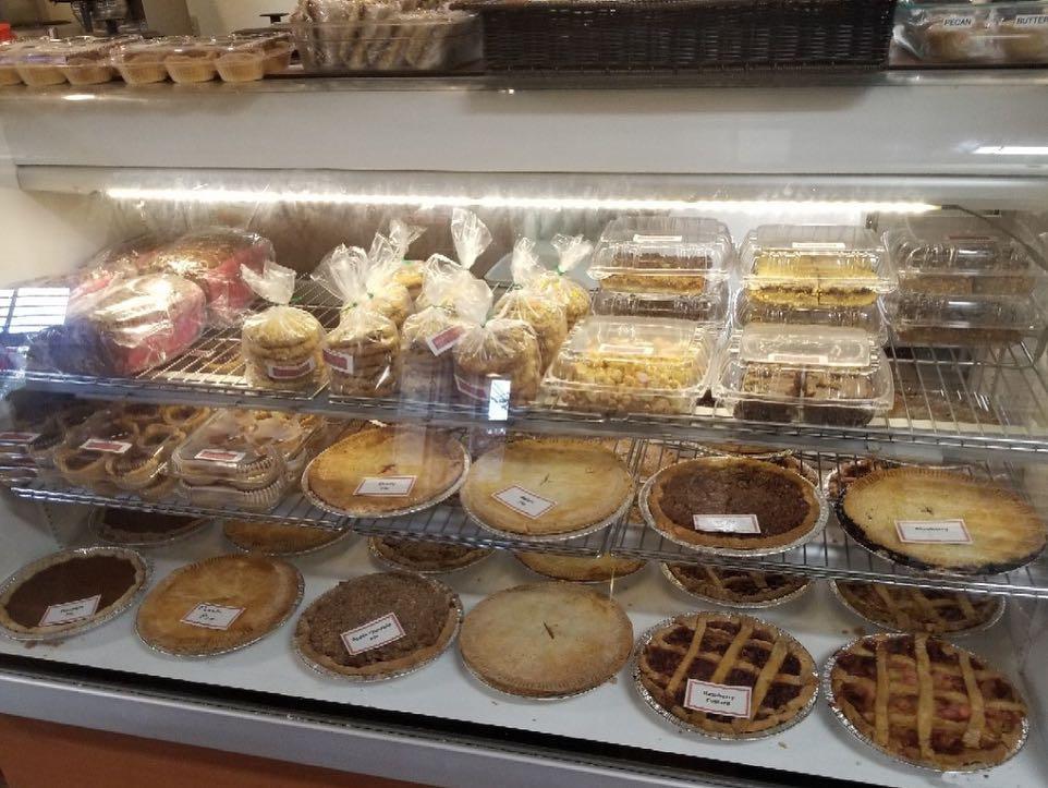 The Right Spot Restaurant Baked Goods